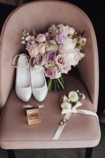 Mon mariage en Italie : les préparatifs (et ma robe !!!)