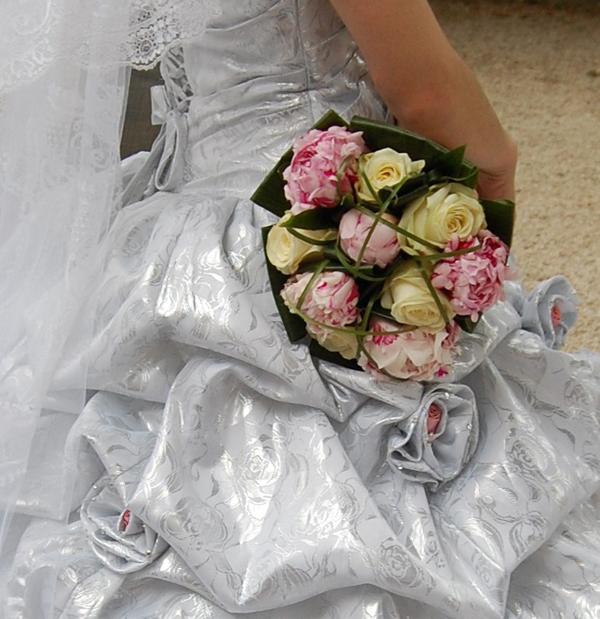 Bouquet de la mariée mariage thème contes de fées
