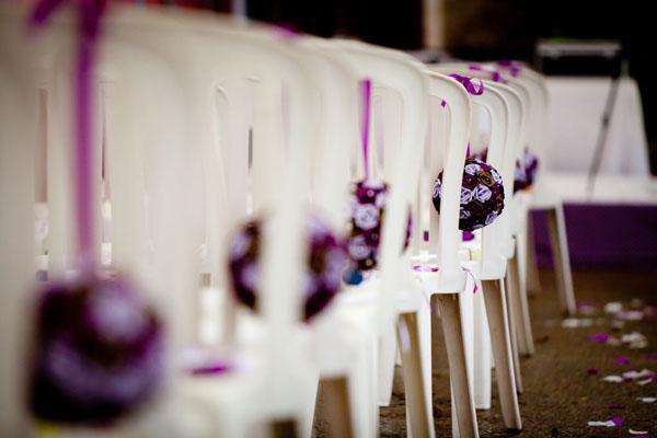 mariage diy cérémonie laique chorale gospel déco