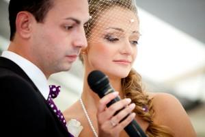 mariage diy cérémonie laique chorale gospel discours mariés