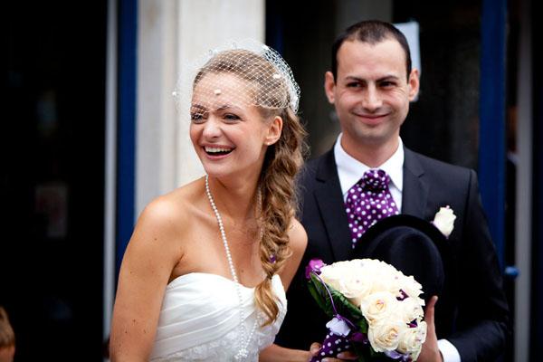 mariage diy cérémonie laique chorale gospel mariés