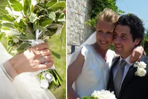 mariage en italie bouquet