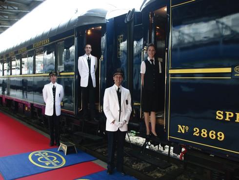voyage de noce Orient Express