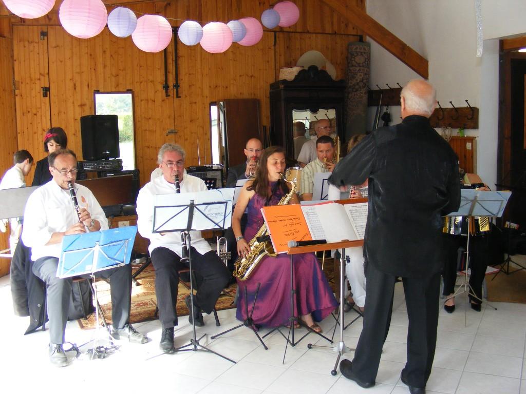 Mariage participatif orchestre