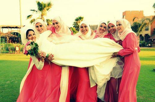 Voici comment va se passer mon mariage musulman
