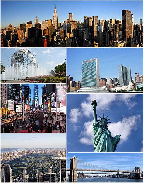 Voyage de noce à new york activités