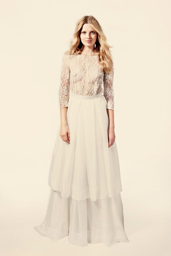 Robes de mariées Delphine Manivet
