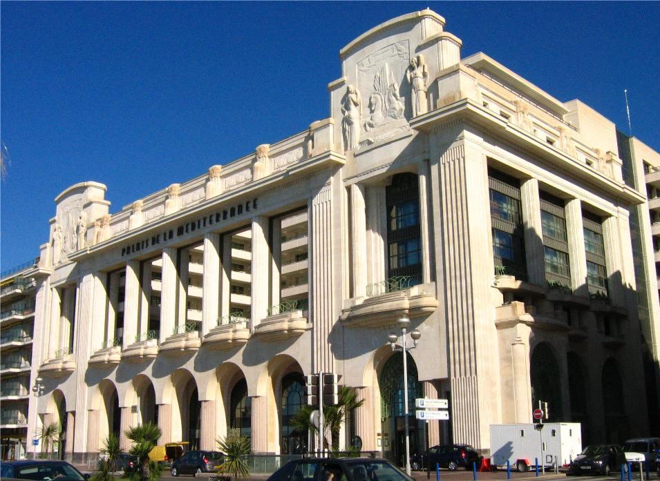 ma demande en mariage au palais de la méditerannée