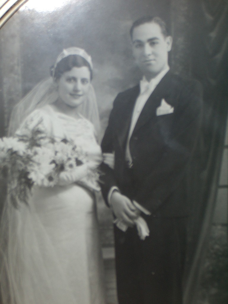 mariage dans les années 30
