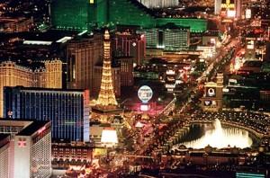 Voyage de noces à Las Vegas