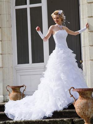 Robe de mariée Charme Eglantine créations