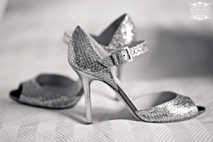 chaussures mariage perdues