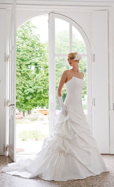 Comment j'ai trouvé ma robe de mariée en moins de 3 heures !