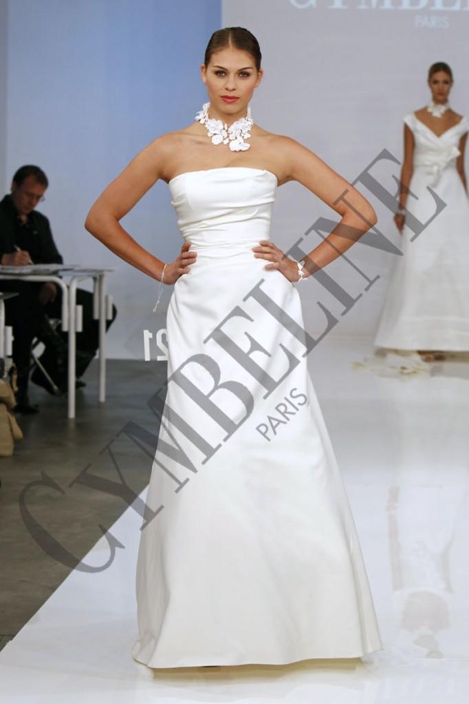 Robe de mariée Cymbeline modèle Espiègle