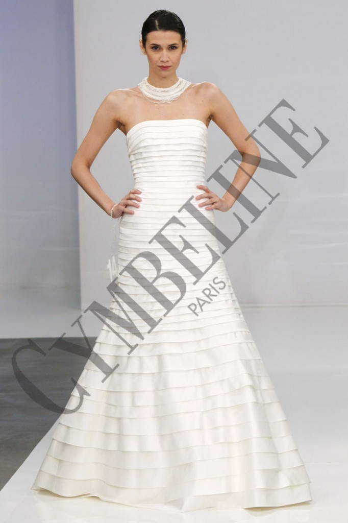 Robe de mariée Cymbeline modèle Evlin