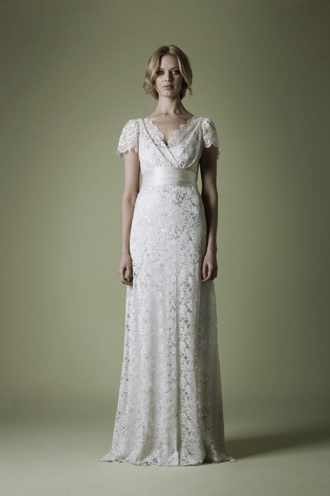 Recherche robe de mariée dentelle vintage