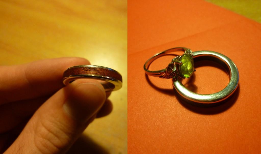 Ma demande en mariage à moi (le retour)