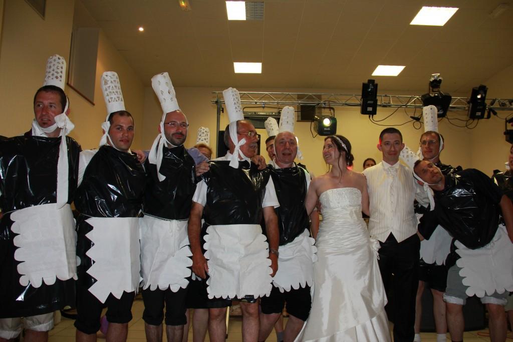 Mon mariage participatif, animation mariage danseur breton