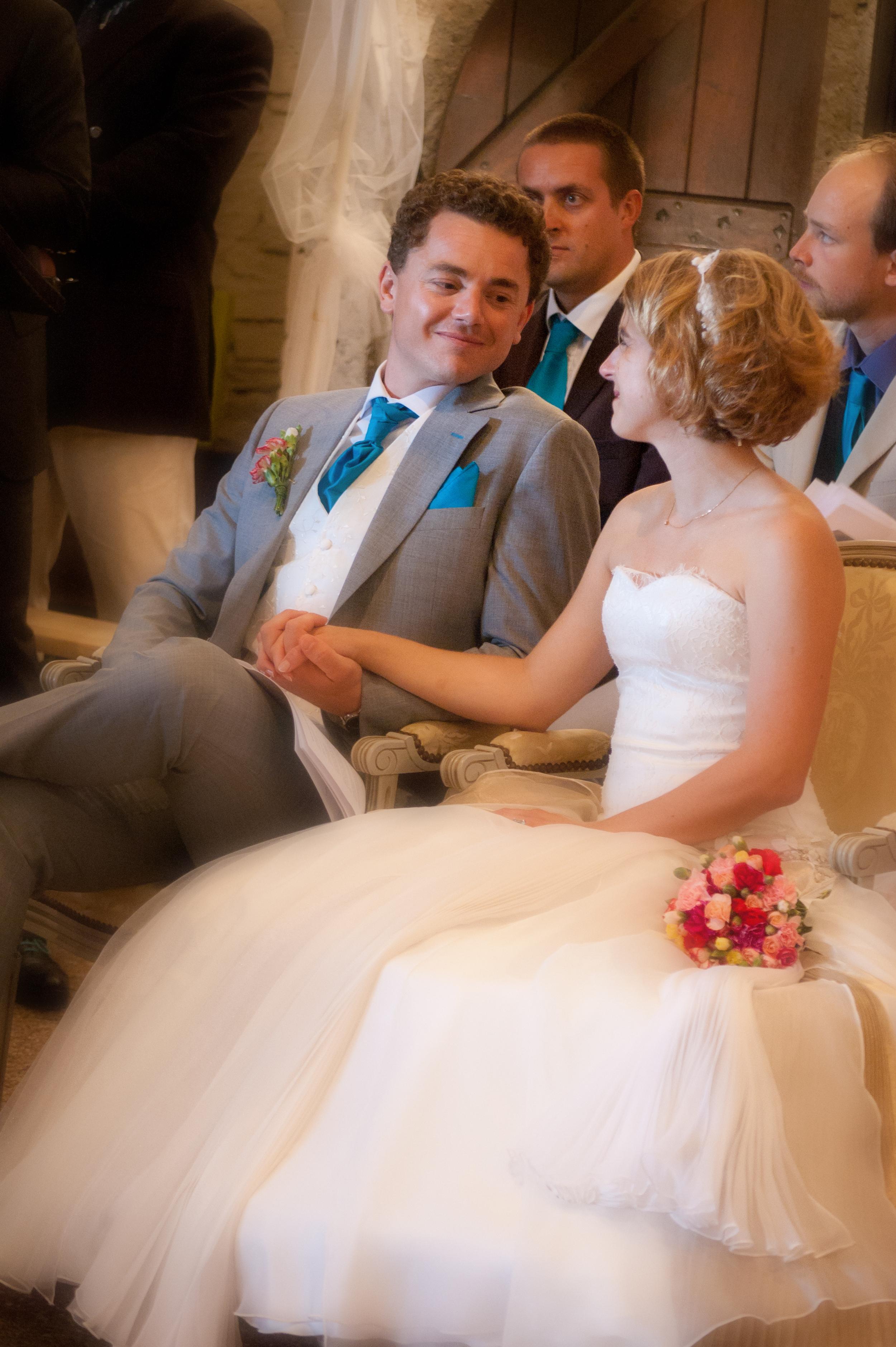 Mon mariage acidulé et vitaminé : la cérémonie laïque (2ème partie)