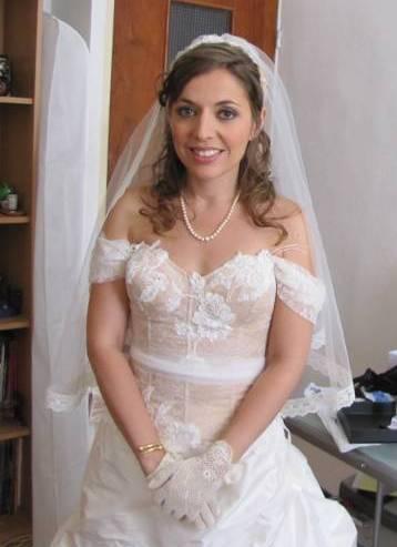 préparatifs jour j robe de mariée