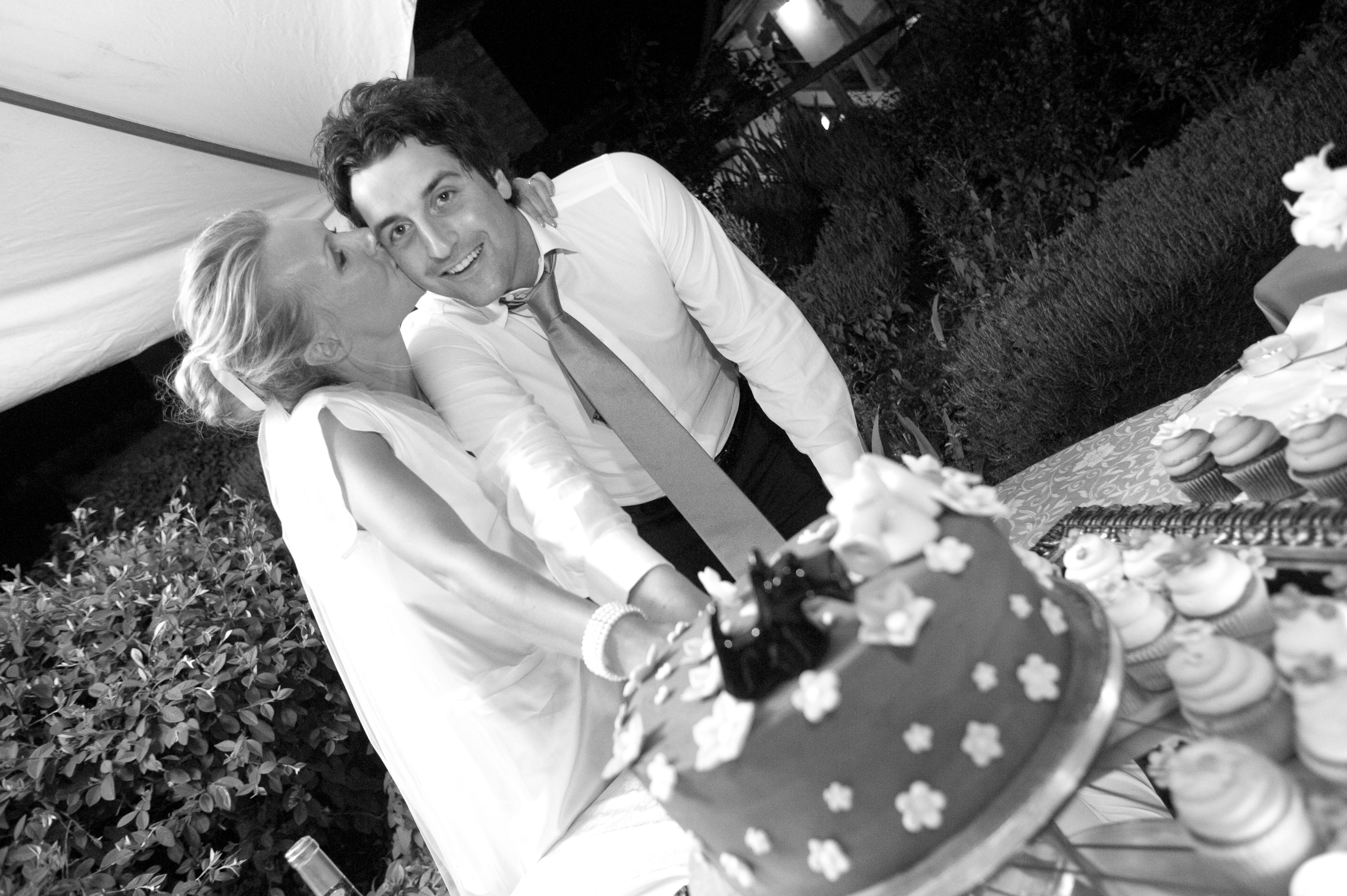 Mon mariage en Italie : la soirée (et une première danse funky funky)