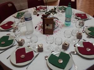 mariage conte de fee vintage deco tables