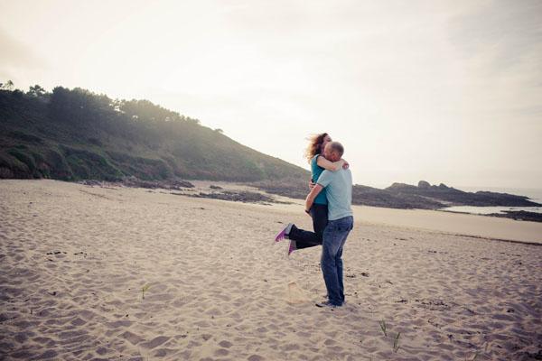 séance engagement plage