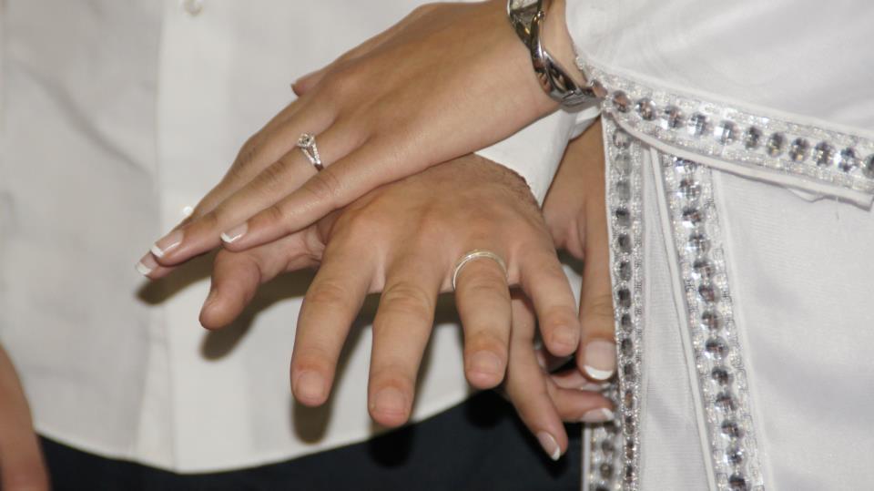 Mon mariage oriental : la robe de mariage civil que je n'ai failli pas avoir à temps