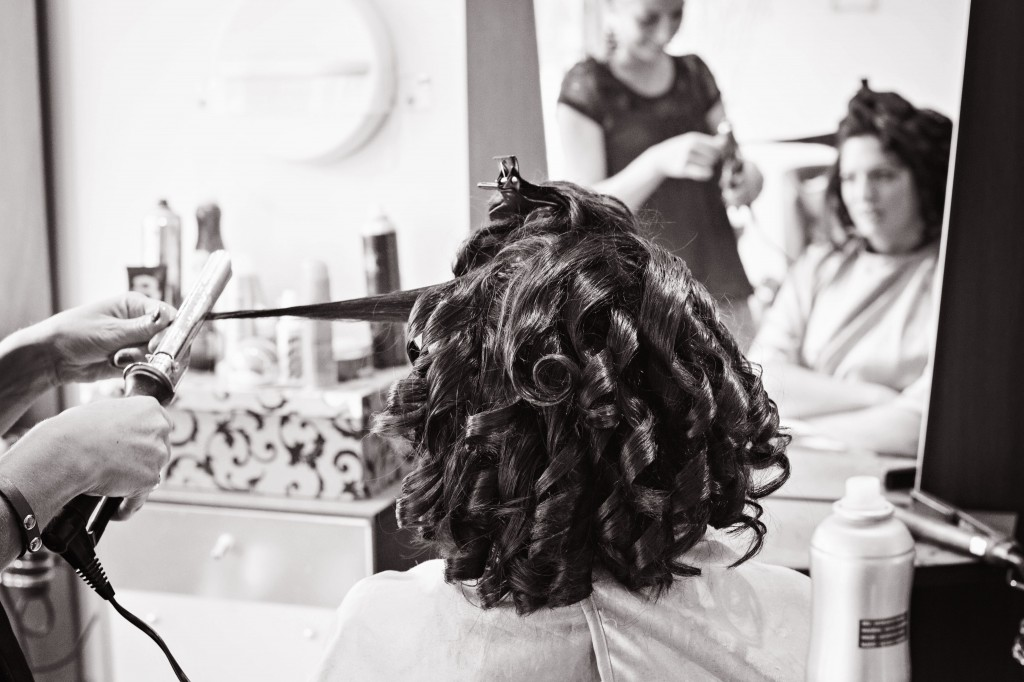 Mariage Mme Fifties Coiffure