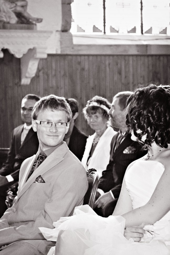 mariés mariage années 50
