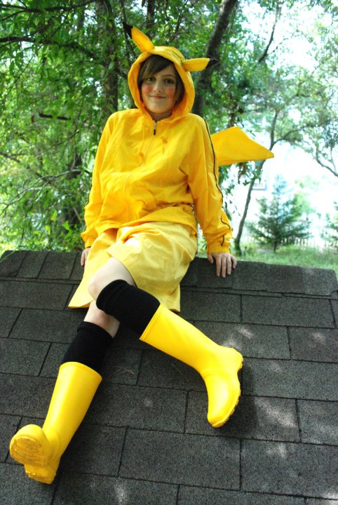 Mlle Pikachu