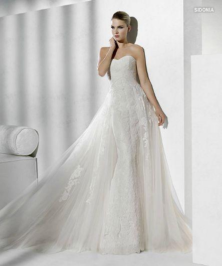 Robe de mariée La Sposa - Modèle Sidonia