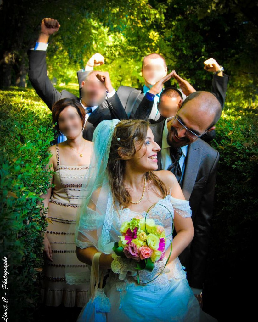 Mon mariage nature et champêtre : les photos de couple