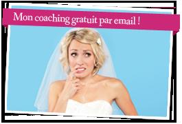 Ton coaching mariage : 10 emails pour te guider dans tes préparatifs