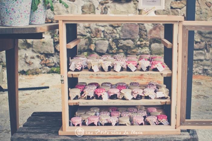 mariage bohème champêtre cadeaux invités