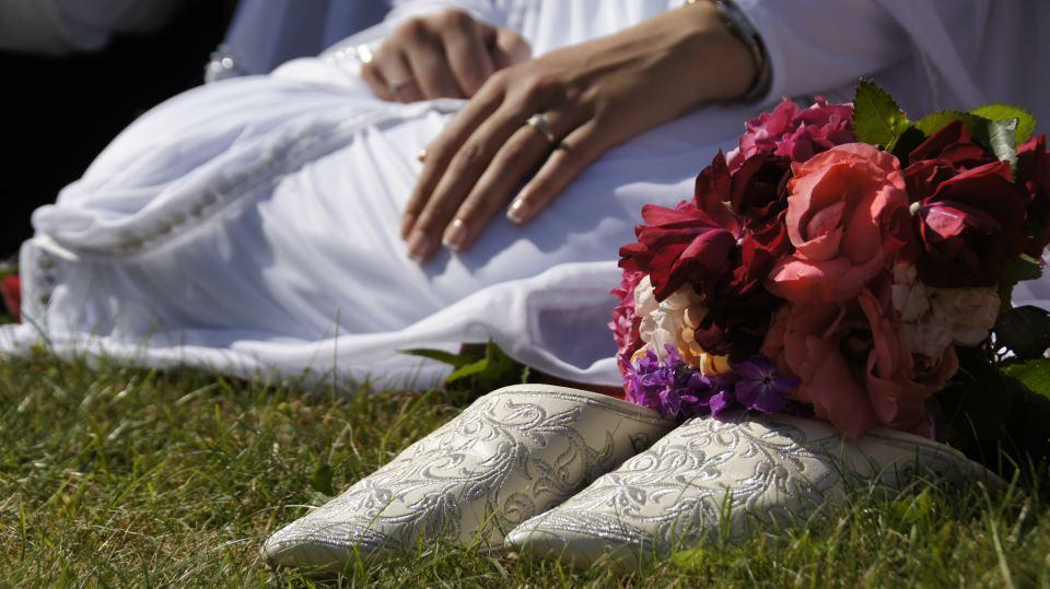 Mon mariage oriental : les préparatifs avant la mairie