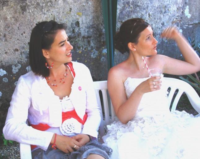 mariage champêtre chic : le bal