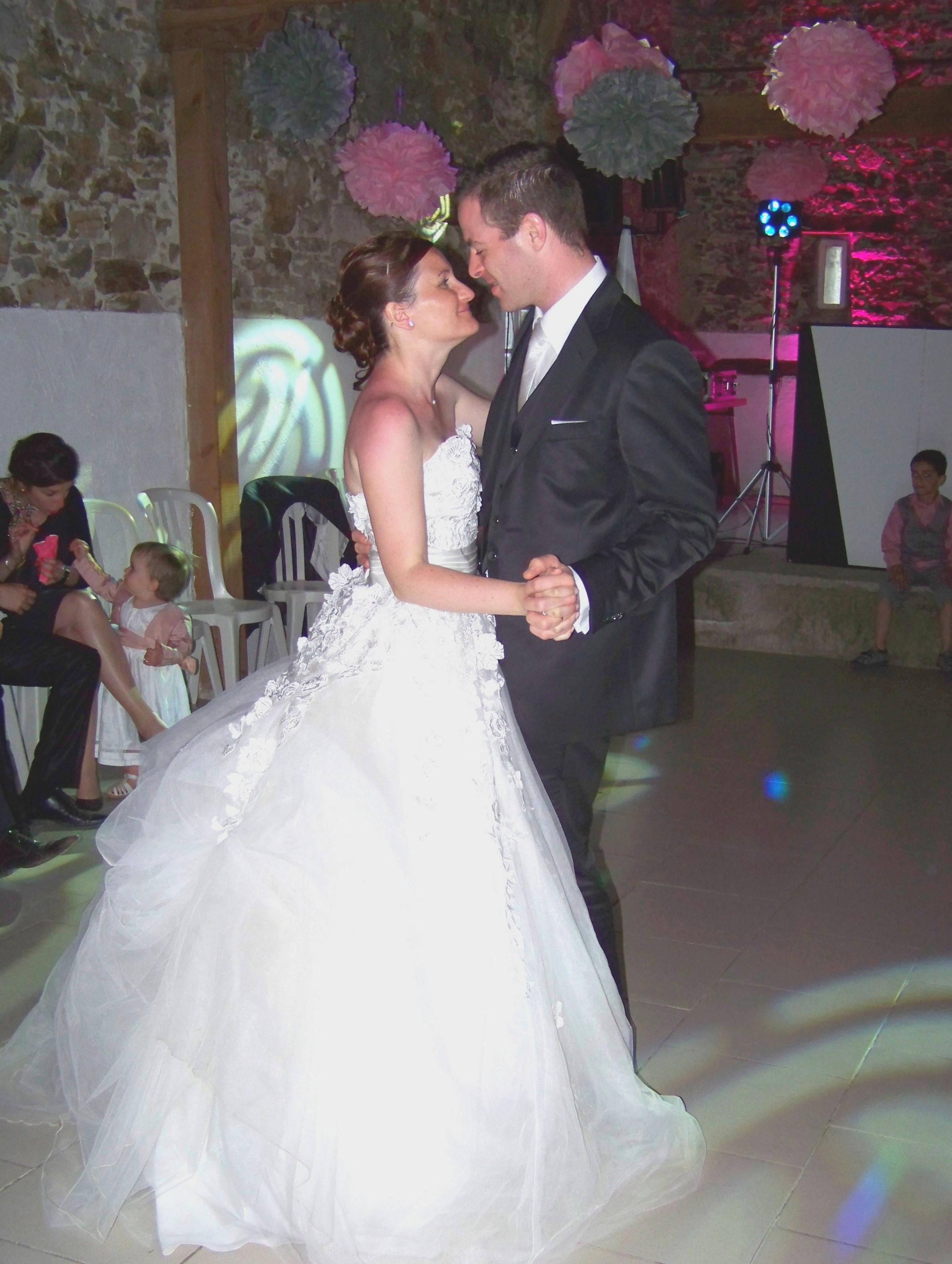 Mon mariage champêtre chic : le bal