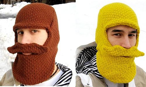 Les accessoires rigolos et décalés de notre photobooth d'hiver
