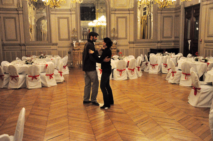 Mon mariage « fil rouge » : la dernière semaine de préparatifs