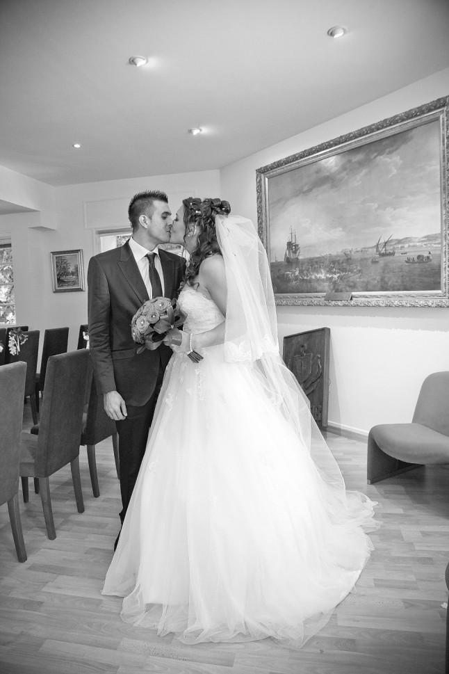 mariage mairie couple
