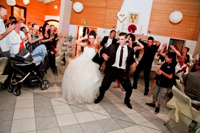 choré danse mariage