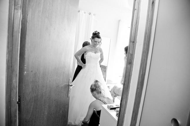 habillement robe de mariée