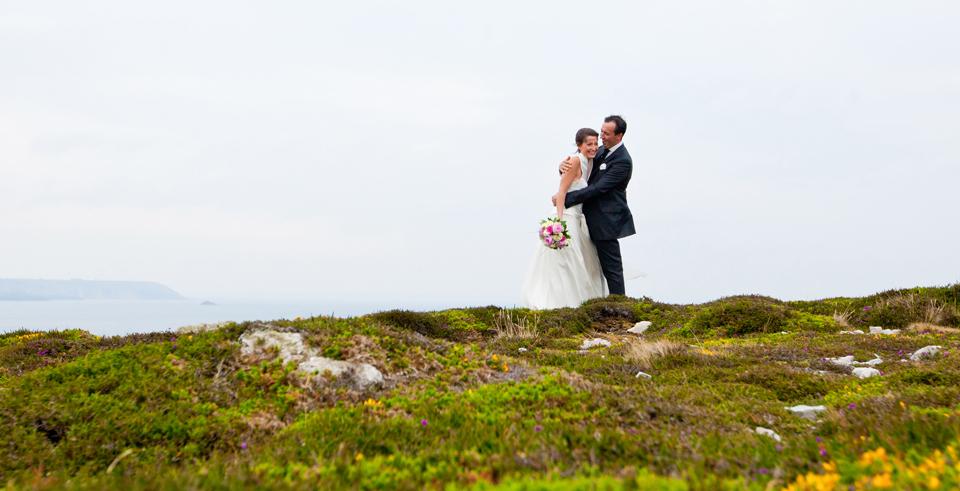 Nous nous marions en Bretagne, dans sa famille à lui