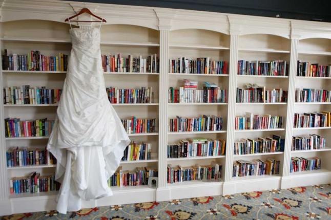 robe de mariée jour j
