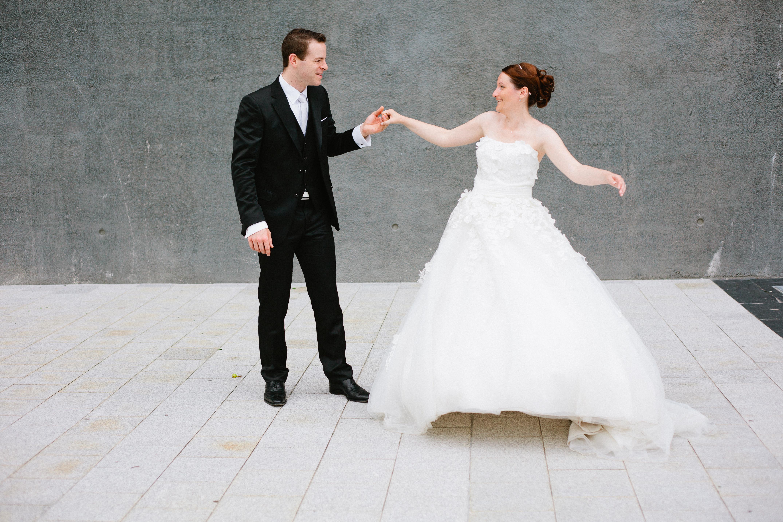 Mon mariage champêtre chic : la séance photo Day After