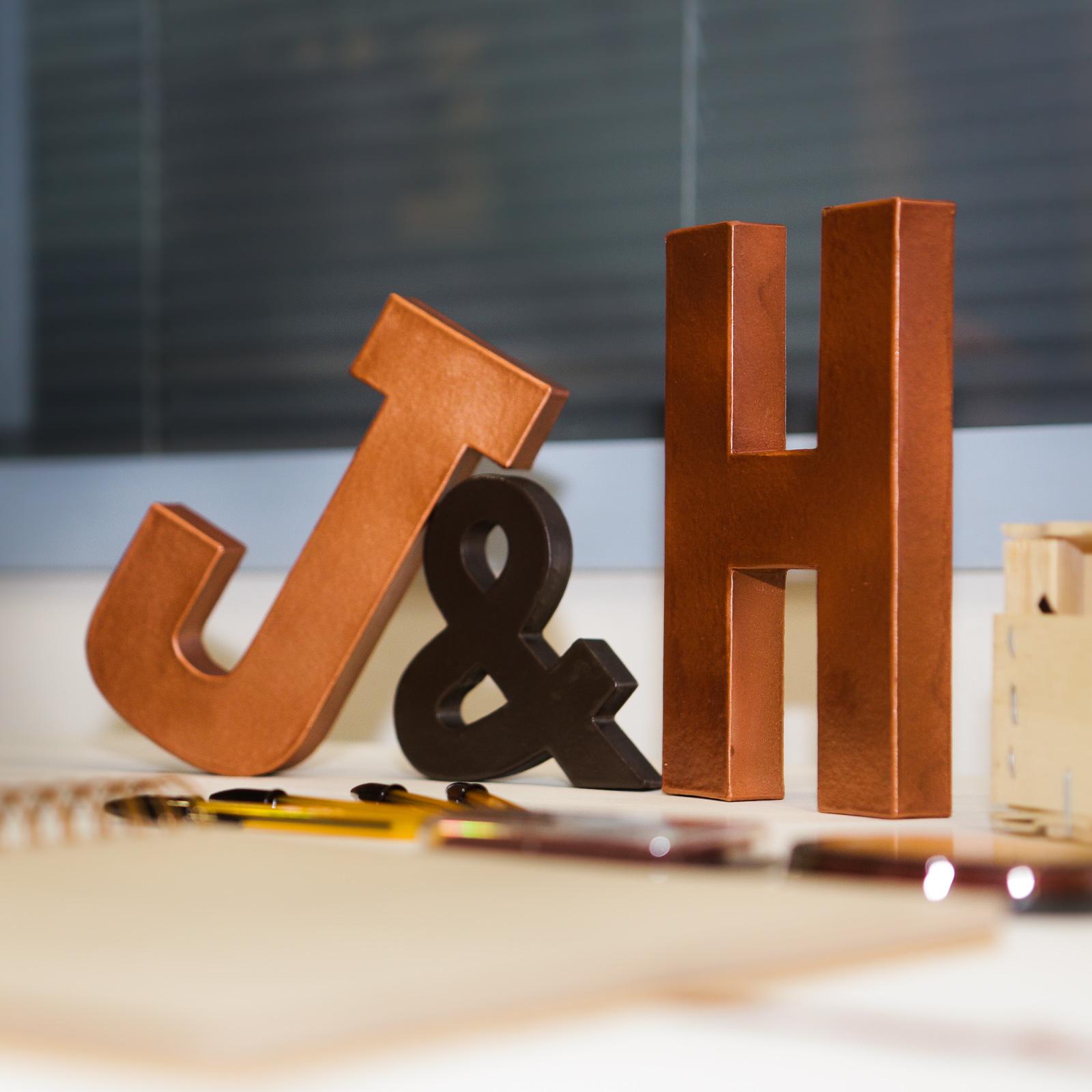 initiales J&H