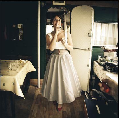 mariée ballerine