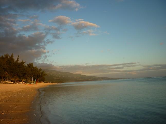 plage île de la Réunion