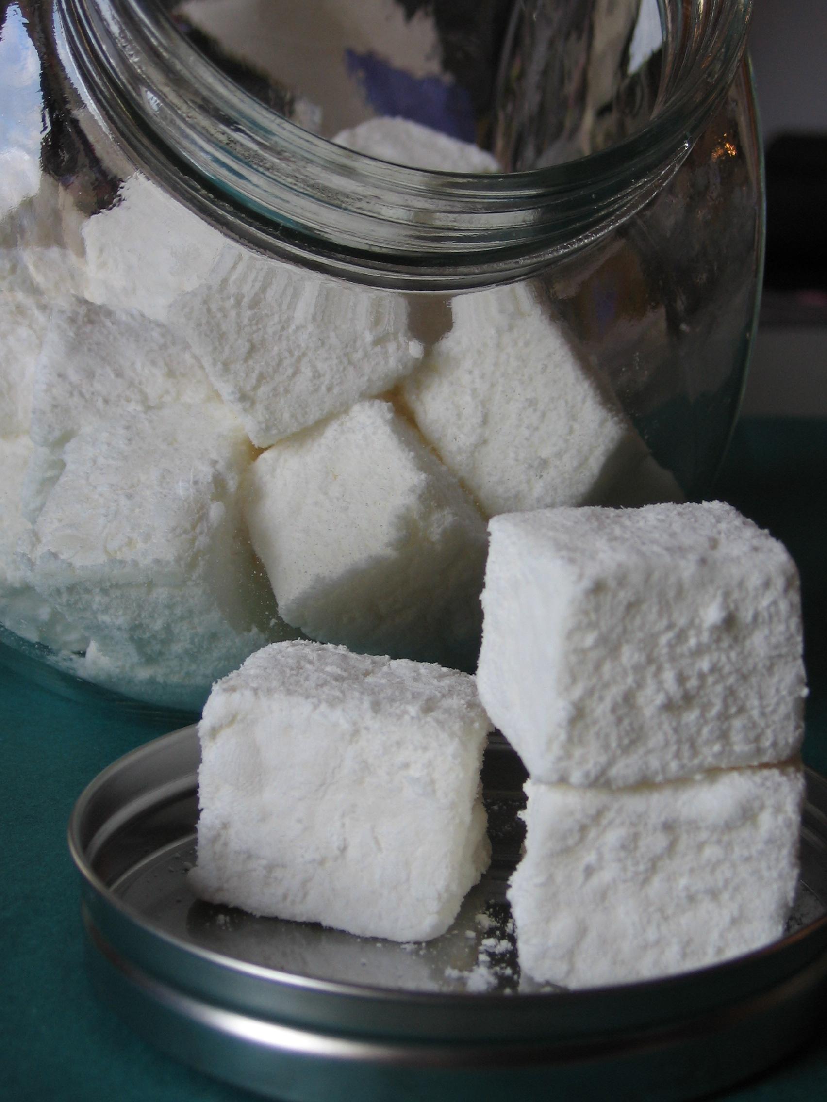 Une sweet table pour ton mariage : la recette des guimauves à l'ancienne